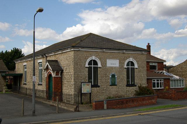 Broughton Methodist Church