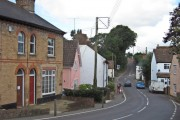 Kingston St Mary village