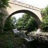 River Tees and Abbey Bridge