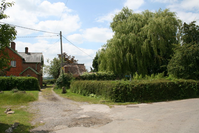 The Oxfordshire Way in Waterperry