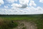 Farmland near Weeton