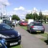Peugeot dealership, Tachbrook Park Drive, Leamington
