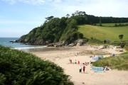 Meadowsfoot Beach in July