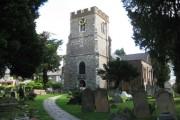 Edgware: Church of St Margaret of Antioch
