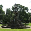 Jephson Gardens: the Hitchman Fountain