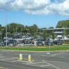 Car dealership on Toneway (A38), Taunton