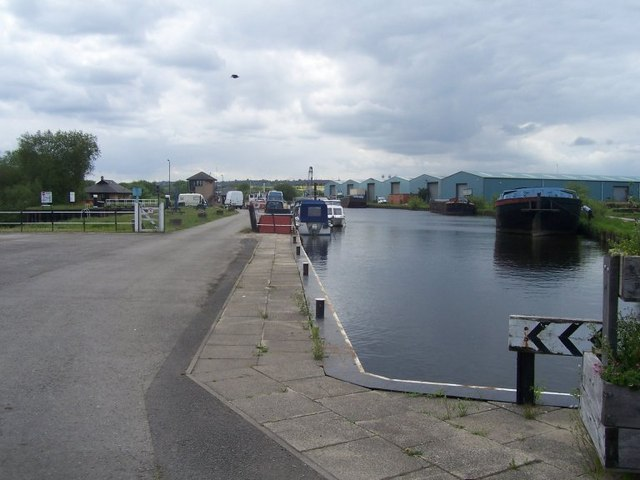 End of the Rotherham Cut
