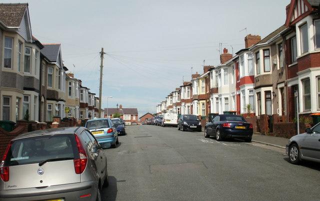 Cumberland Road Newport