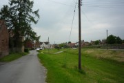 The village of Bishop Wilton