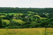 View across Sheepscombe