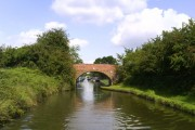 Bridge 69 (Black Boy Bridge) over the Grand Union Canal