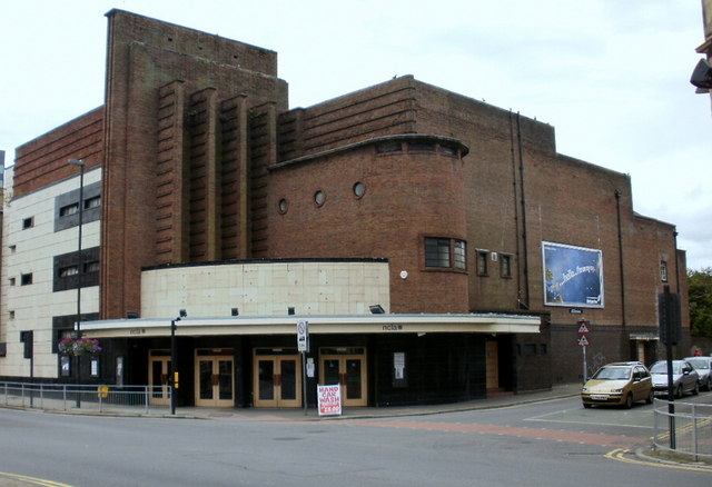 Former Odeon Cinema, Newport