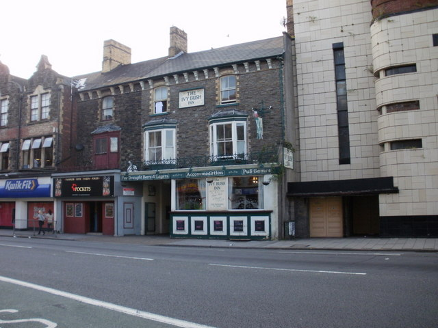 The Ivy Bush Inn, Newport