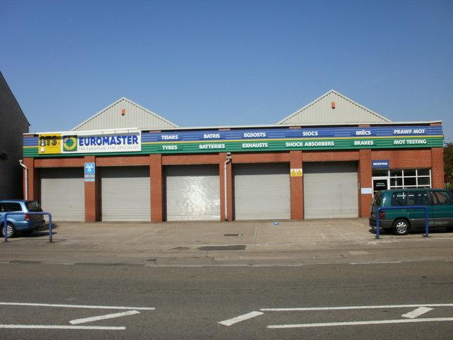 ATS Euromaster, Corporation Road, Newport
