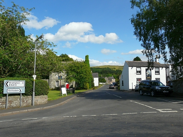 Geltsdale Road, Castle Carrock