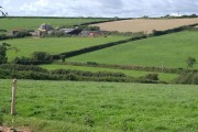 Across the Valley to Southdown Farm