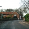 Elkesley High Street and church