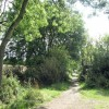 Footpath linking with the towpath of the Wendover Arm