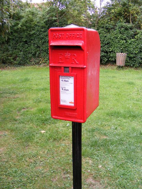 Postbox Post Office, The Street, Darsham