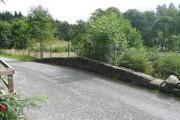 Bridge over the Allt Mòr