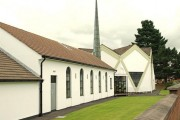 Carryduff (CoI) parish church (2)