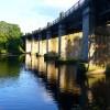 Railway Bridge Over the Dee
