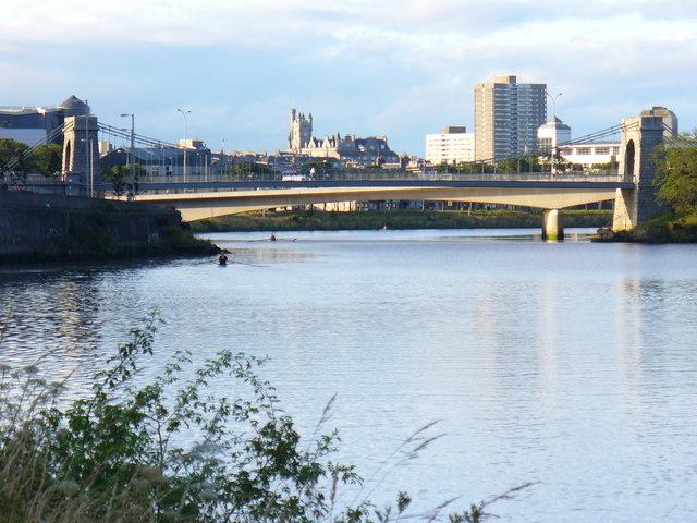 Wellington and Queen Elizabeth Bridges