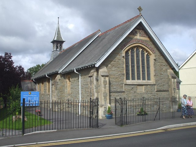 St Edmunds Church, Ty Croes