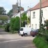 Village scene, Payhembury