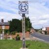 Knodishall Village Sign