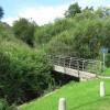 Footbridge at Butterknowle