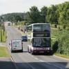 Bus on Hurst Lane