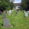Churchyard, Bosbury