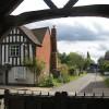 Lane to Bosbury Primary School