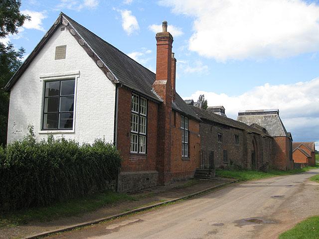 Free grammar school, founded 1546