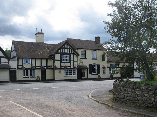 The Bell Inn, Bosbury