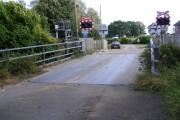 Hoo Lane Bridge