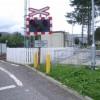 Strathcarron level crossing