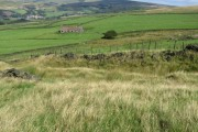 Towards Slades Barn and Diggle
