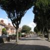 North end of Landor Road, Whitnash