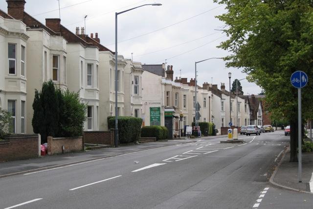 Tachbrook Road, Leamington Spa