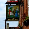 The Freeholders pub sign, St. John's Street
