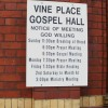 Vine Place Gospel Hall meeting details