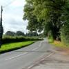 B4399 towards Holme Lacy