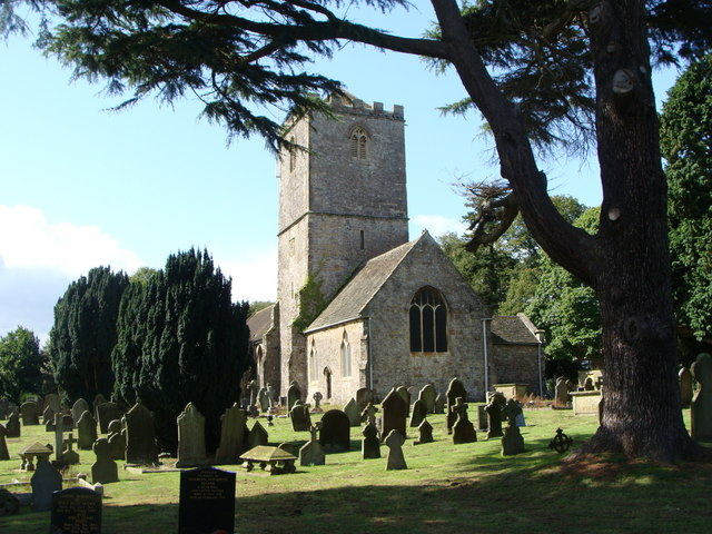 St Mary the Virgin's church and churchyard, Caldicot