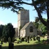 St Mary the Virgin's church and churchyard, Caldicot