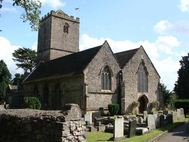 St Mary the Virgin's church, Caldicot