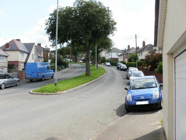 St Julians Road, Newport