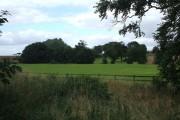 Farmland near Catfoss Hall Farm