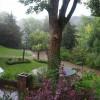 Pontypool Park in the Rain